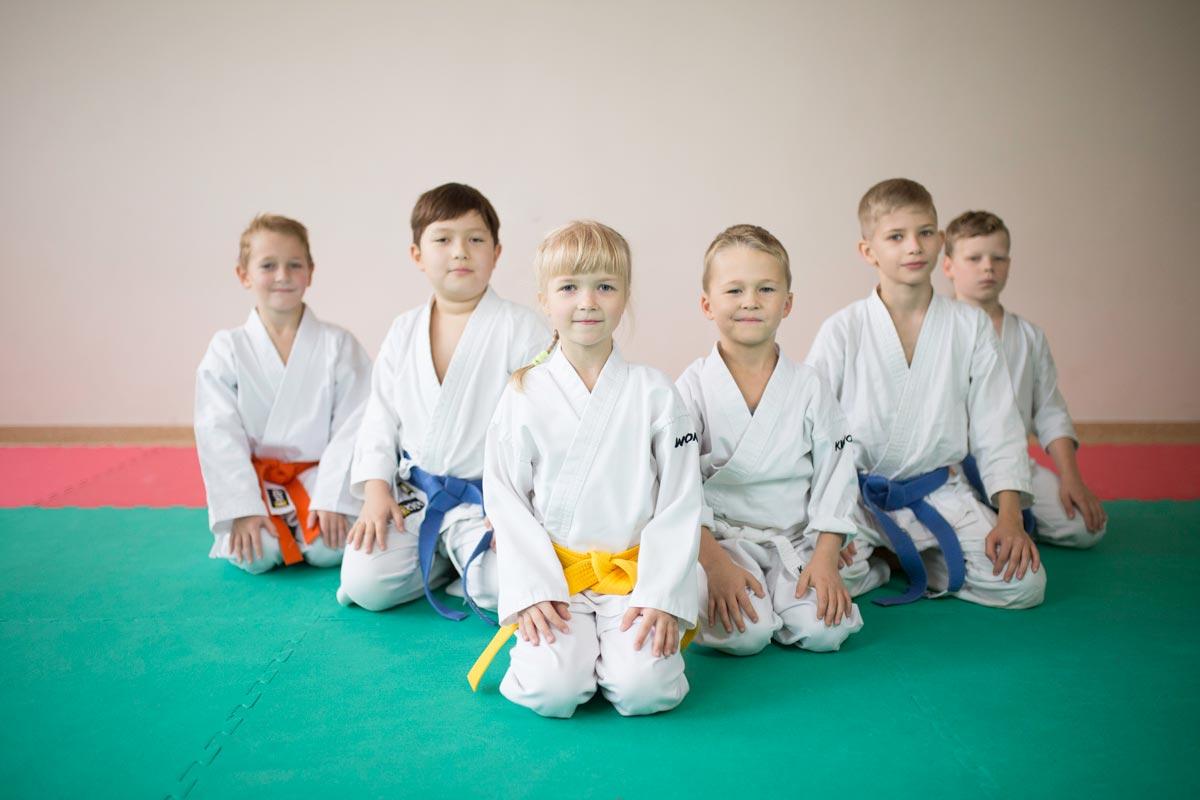 Karate treniruotės Vilniuje