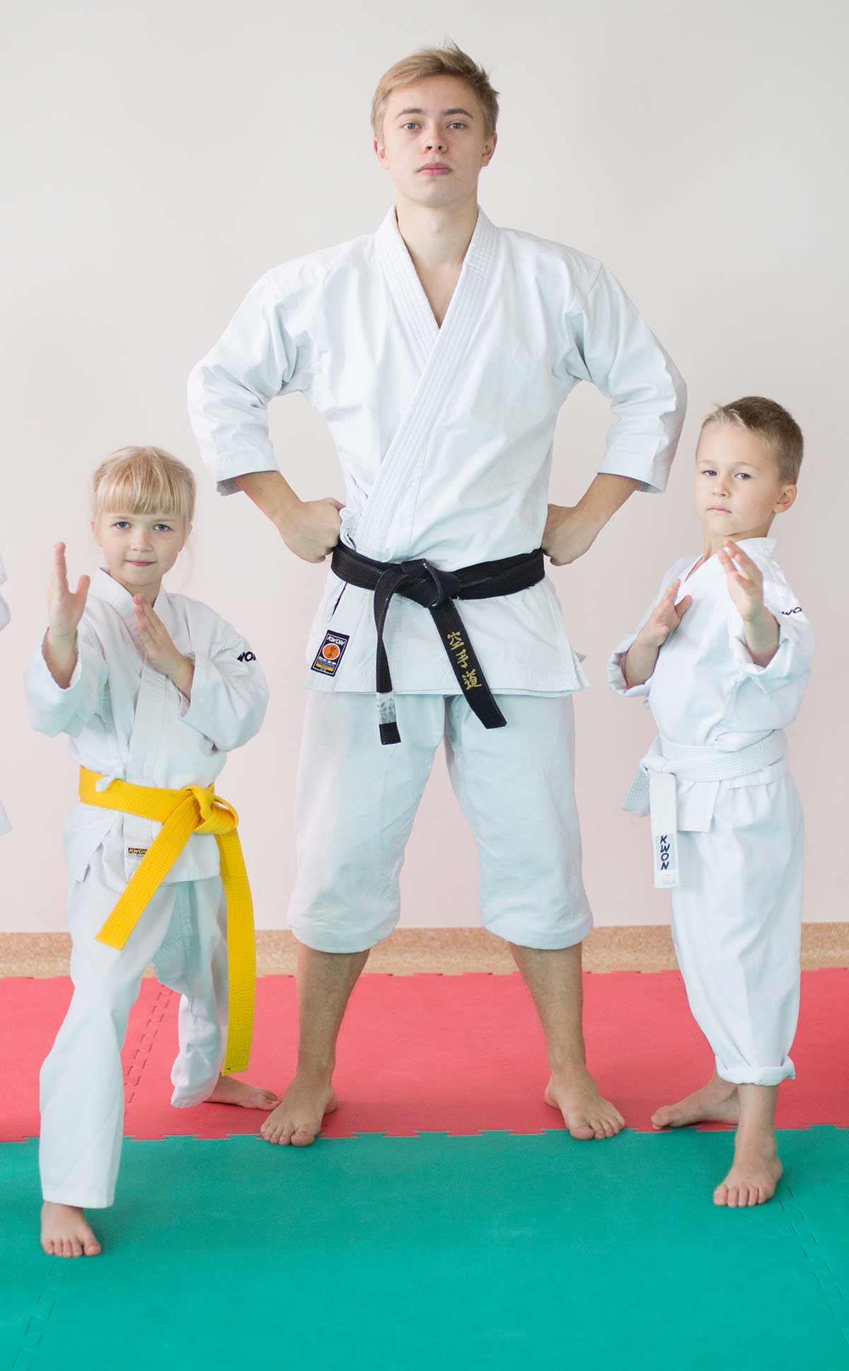 karate būrelis Vilnius