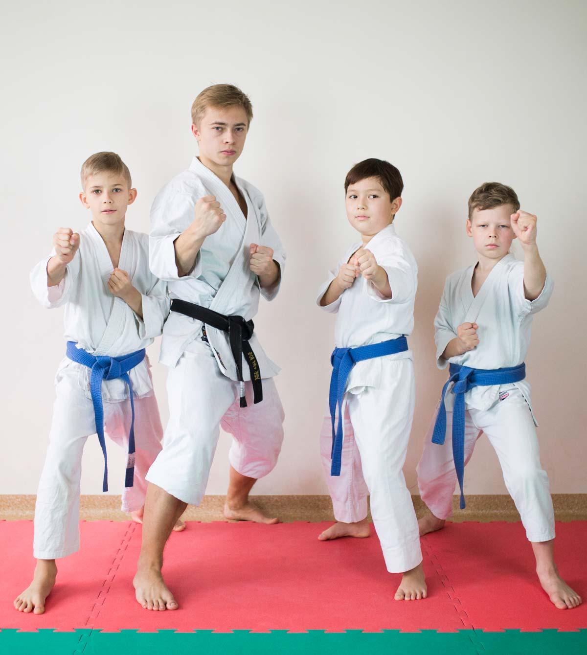 Karate klubas vaikams